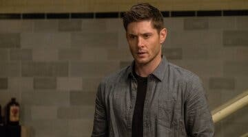 Imagen de Jensen Ackles (Sobrenatural) irreconocible como Soldier Boy en el rodaje de The Boys