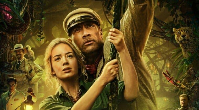 Imagen de Las primeras reacciones de Jungle Cruise destacan la química entre Dwayne Johnson y Emily Blunt