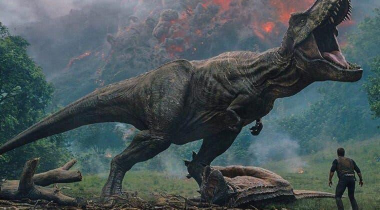 Imagen de Primera imagen de Jurassic World: Dominion, la película que apunta ser la Vengadores de los dinosaurios