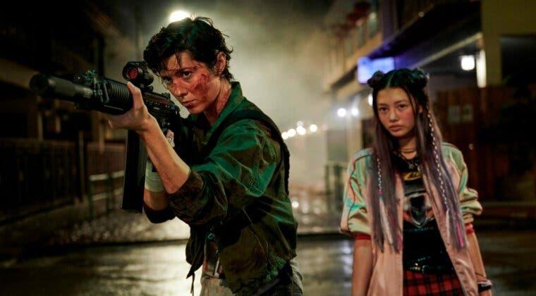 Imagen de John Wick y Crank se mezclan en el tráiler de Kate, la nueva película de Netflix protagonizada por Mary Elizabeth Winstead