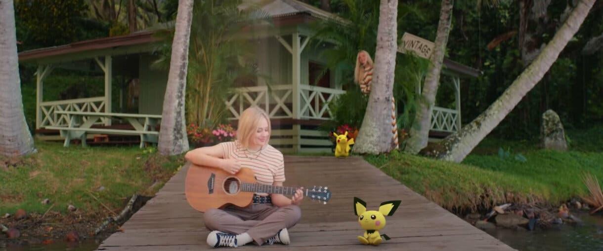 Katy Perry Pokemon Electric