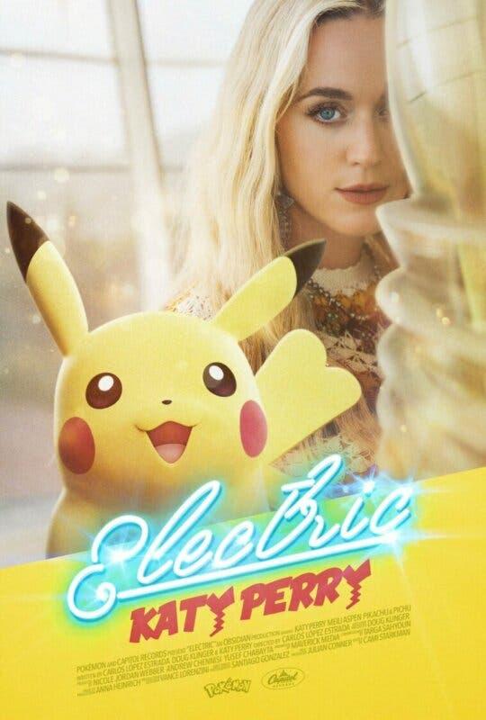 katy perry pokemon p25 music electric