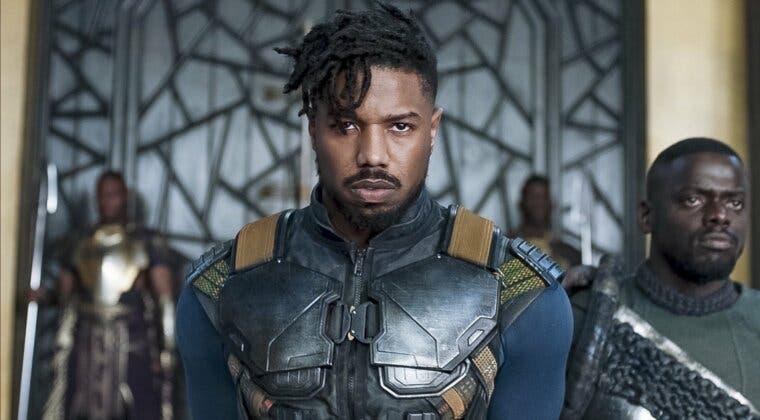 Imagen de ¿Aparecerá Killmonger en Black Panther: Wakanda Forever? Michael B. Jordan responde
