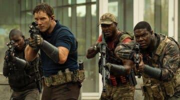Imagen de La guerra del mañana: brutal tráiler final del inminente éxito de Chris Pratt y Amazon Prime Video