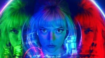 Imagen de Última noche en el Soho, el nuevo thriller de Anya Taylor-Joy, brilla en este tráiler en español