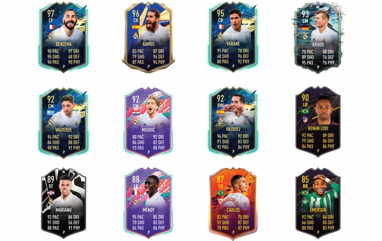 Links verdes de Casemiro TOTS FIFA 21 Ultimate Team