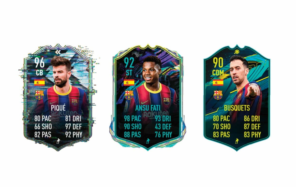 Links perfectos de Jordi Alba TOTS. FIFA 21 Ultimate Team