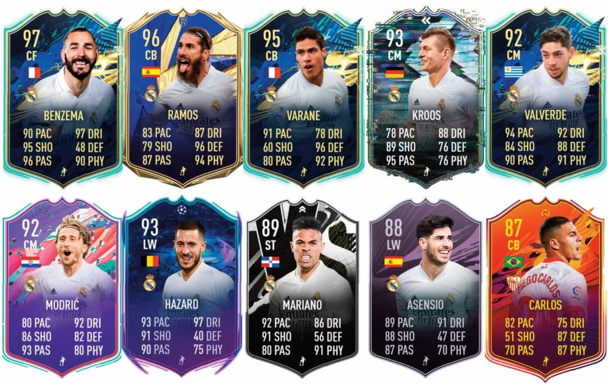 Links verdes de Marcelo Flashback. FIFA 21 Ultimate Team