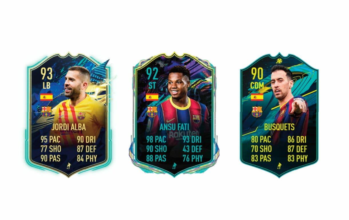 Links perfectos de Piqué Flashback. FIFA 21 Ultimate Team