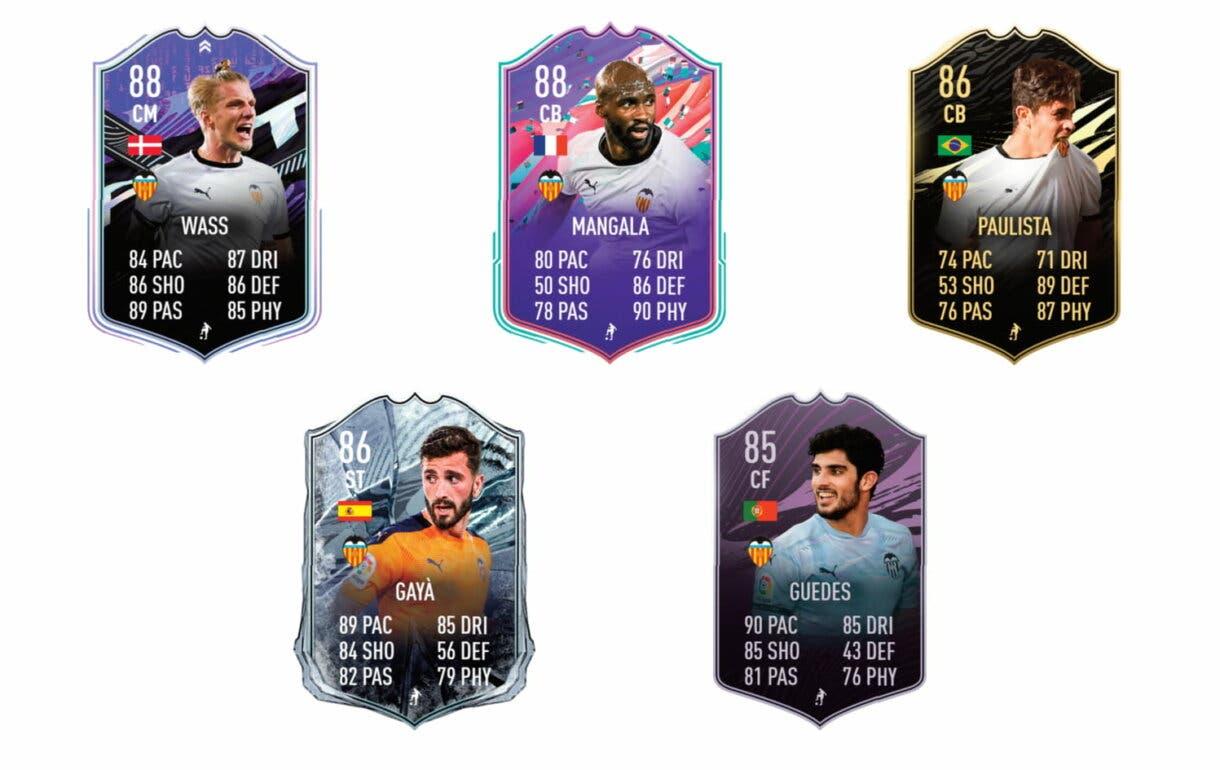 Links verdes de Racic TOTS Moments. FIFA 21 Ultimate Team