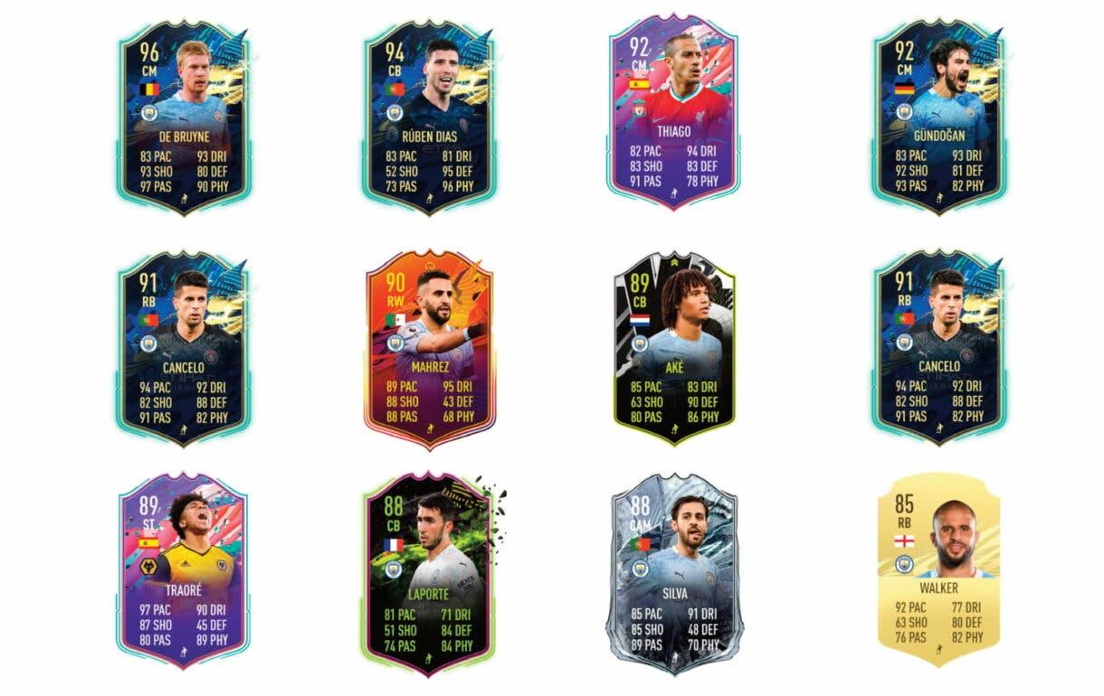 FIFA 21 Ultimate Team Rodri TOTS gratuito análisis links verdes