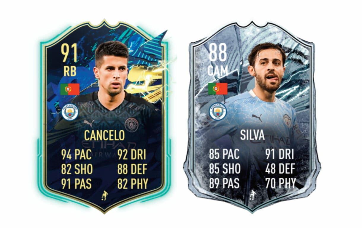 FIFA 21 Ultimate Team links perfectos de Rúben Dias TOTS