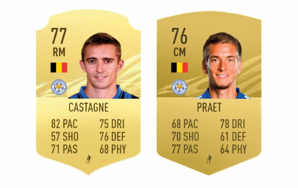 Links perfectos de Tielemans TOTS. FIFA 21 Ultimate Team
