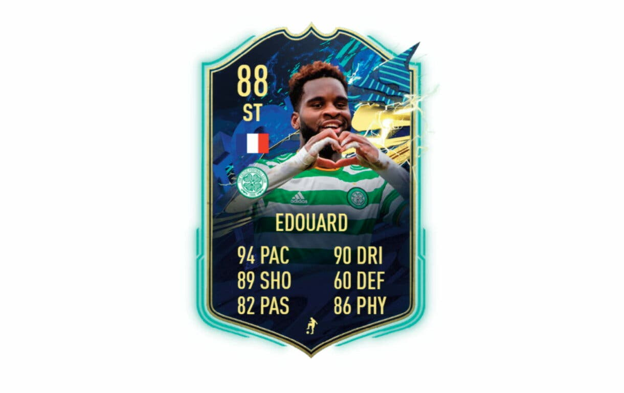 FIFA 21 Ultimate Team cartas Trasfondo nivel 15, 6 temporada. Links perfectos de Jullien