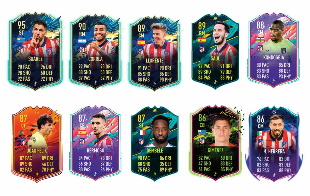 Links verdes de Trippier TOTS. FIFA 21 Ultimate Team