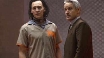 Imagen de Loki presenta un nuevo avance protagonizado por Tom Hiddleston y Owen Wilson