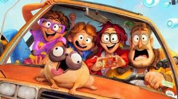Imagen de Crítica de Los Mitchell contra las Máquinas: La película de animación que triunfa en Netflix