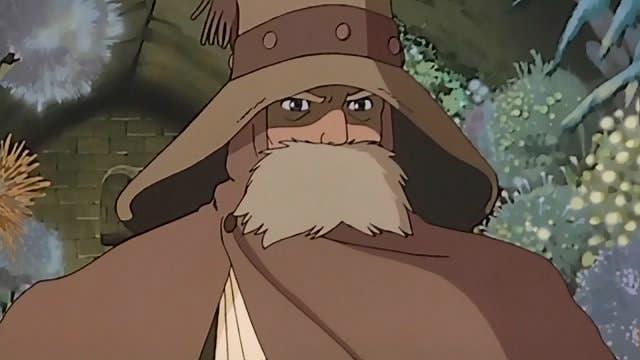 Maestro Yupa Studio Ghibli