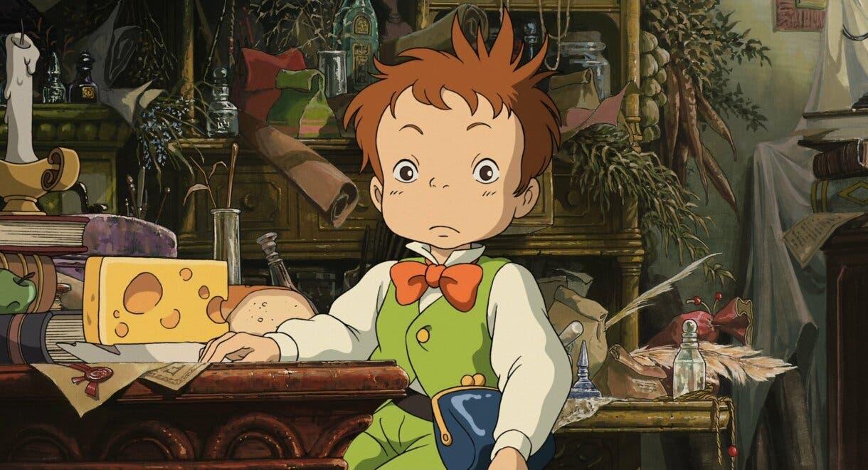 Marco Studio Ghibli