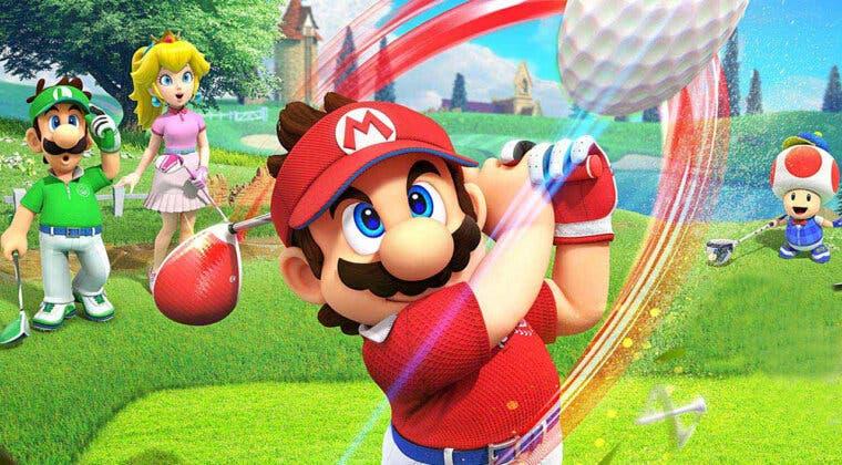 Imagen de Análisis Mario Golf Super Rush: un viaje hacia el futuro