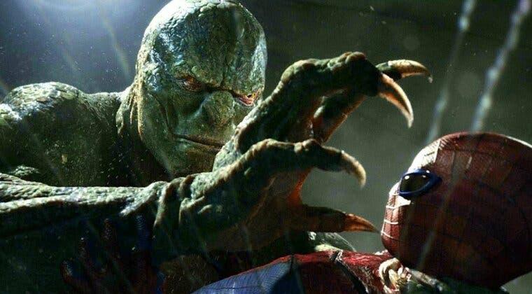 Imagen de Spider-Man No Way Home: Rhino y el Lagarto podrían aparecer en la película, según un rumor
