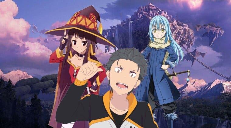 Imagen de Estos son los 10 mejores animes isekai