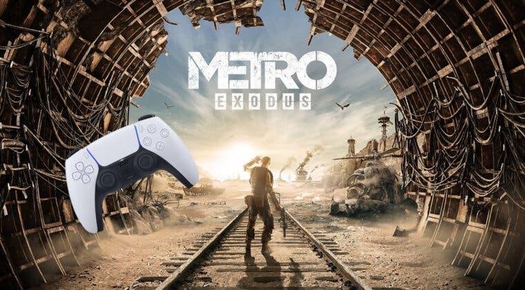 Imagen de Así es como Metro Exodus: Enhanced Edition aprovecha el DualSense de PS5 en PC