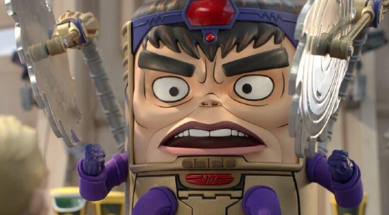 Imagen de M.O.D.O.K. ya está disponible en Disney Plus, ¿cuándo se estrena el capítulo 2?