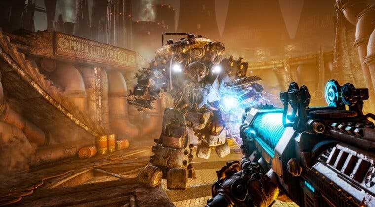 Imagen de Focus Home Interactive comparte un nuevo tráiler de Necromunda: Hired Gun