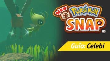 Imagen de Guía New Pokémon Snap - Dónde está Celebi y cómo hacer que aparezca