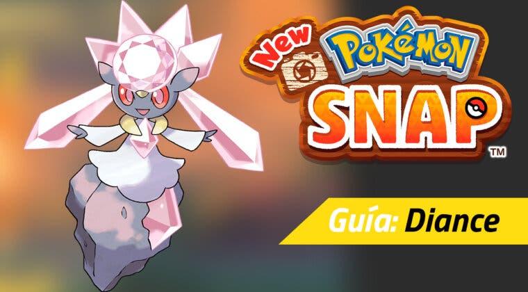 Imagen de Dónde está y cómo fotografiar a Diance en New Pokémon Snap