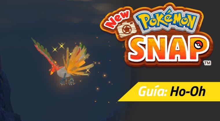 Imagen de Guía New Pokémon Snap - Dónde está Ho-Oh y cómo hacer que aparezca