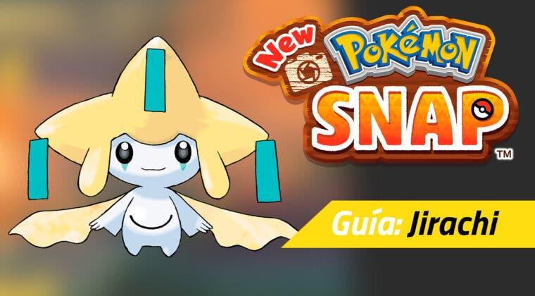 Imagen de Dónde está Jirachi y cómo encontrarlo en New Pokémon Snap