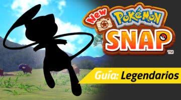 Imagen de Guía New Pokémon Snap - Localización de todos los Pokémon legendarios y singulares