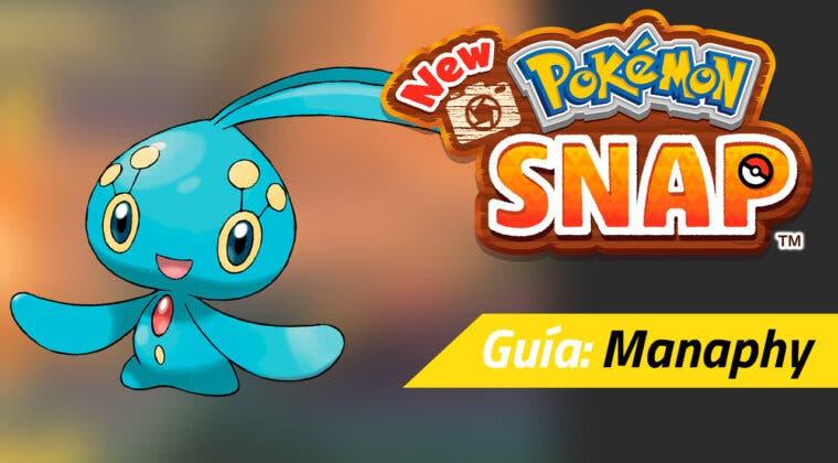 Imagen de Cómo encontrar y fotografiar a Manaphy en New Pokémon Snap