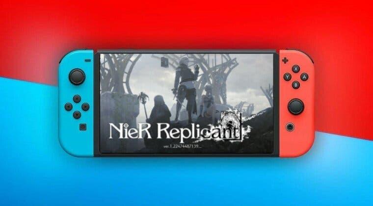 Imagen de NieR Replicant ver.1.22474487139… podría aterrizar en Nintendo Switch, revela datamining