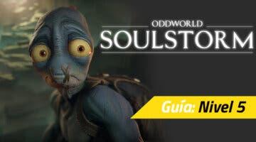 Imagen de Guía Oddworld: Soulstorm - 100% y todas las insignias del nivel 5: Valle de la Tristeza