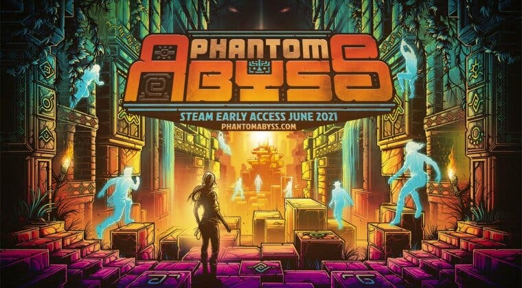 Imagen de Indiana Jones, Fall Guys y Mirror's Edge se fusionan en Phantom Abyss, lo nuevo de Devolver Digital