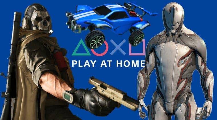 Imagen de Continúa la iniciativa Play At Home: estos son los próximos contenidos gratuitos para jugadores de PS4 y PS5