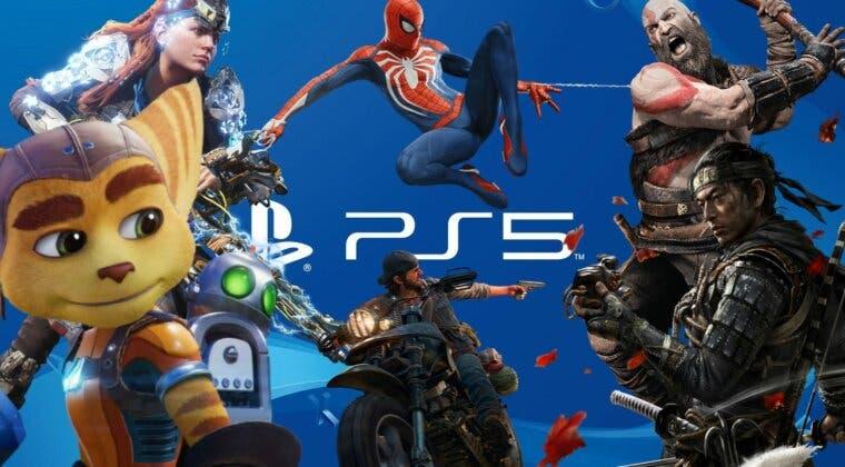 """Imagen de PS5 tiene en desarrollo """"más de 25 juegos first-party"""" y casi la mitad son nuevas IP, de acuerdo a Sony"""