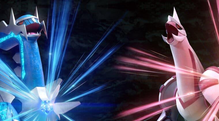 Imagen de Las portadas de Pokémon Diamante Brillante y Perla Reluciente esconden algo que seguramente no viste