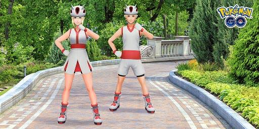 Pokemon GO Ropa Corelia