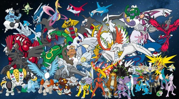Imagen de Estos son los 5 mejores Pokémon Legendarios que existen