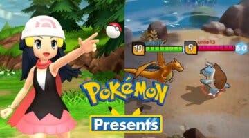Imagen de Un nuevo Pokémon Presents pondrá fecha a los remakes de Pokémon Diamante y Perla y a Pokémon Unite (rumor)