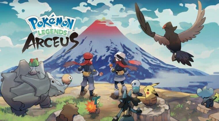 Imagen de Leyendas Pokémon: Arceus confirma su fecha de lanzamiento; no llegará hasta 2022