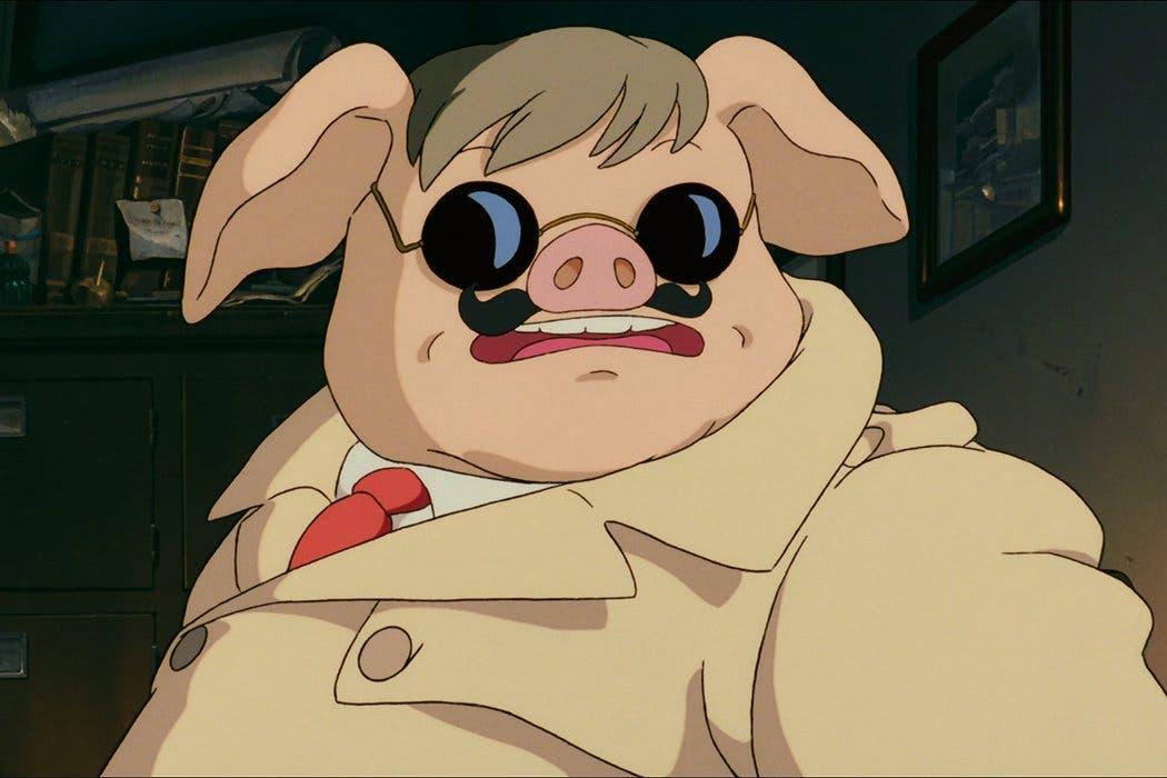 Porco Studio Ghibli