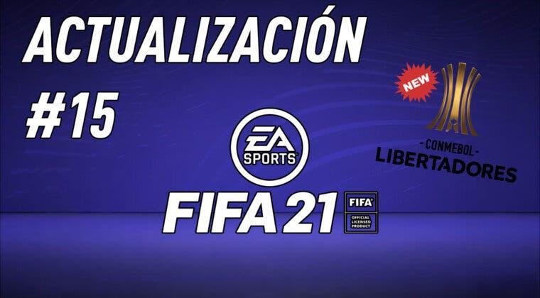 Imagen de FIFA 21: estas son las novedades de la actualización #15