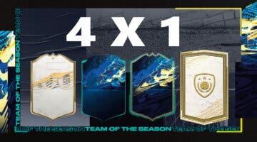 Imagen de FIFA 21: ahorra mucho tiempo consiguiendo dos tokens Icon Swaps y dos TOTS gratuitos a la vez con solo una plantilla
