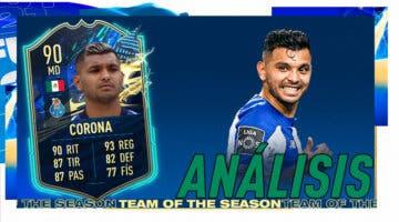 Imagen de FIFA 21: análisis de Corona TOTS. ¿Uno de los mejores free to play de este año?