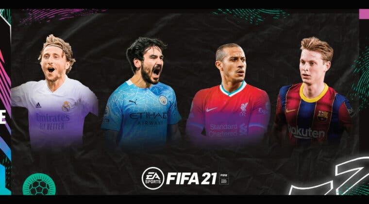 Imagen de FIFA 21: los mejores mediocentros completos y ofensivos, de precio razonable, para LaLiga y Premier League